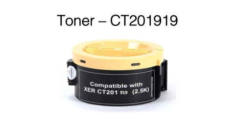 CT201919 Premium Compatible Toner (Use 2 CT201918 at same time) - SmartTech.nz