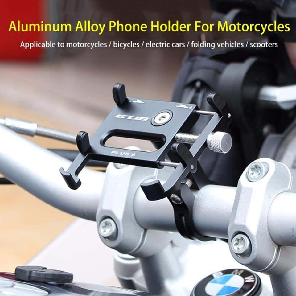 Aluminum Universal Bike CellPhone Holder