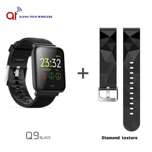 Bluetooth Smartwatch For Iphone And Android
