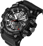 Military-sports Watch With Latest Technology