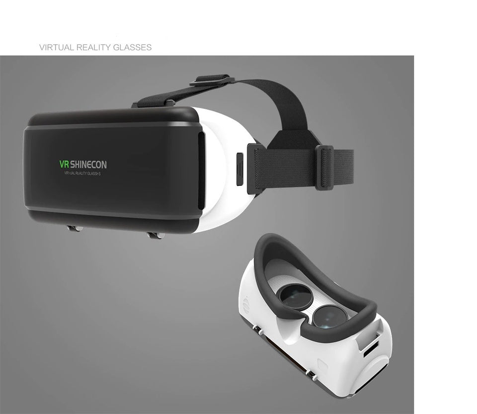 3d Vr Glasses For Video Games & Movie