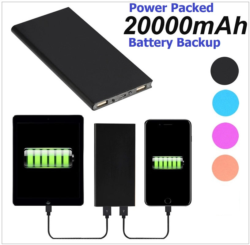 20000mAh Cell Phone Power Backup