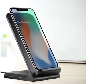 Super Fast Wireless Charging Stand For Mobile