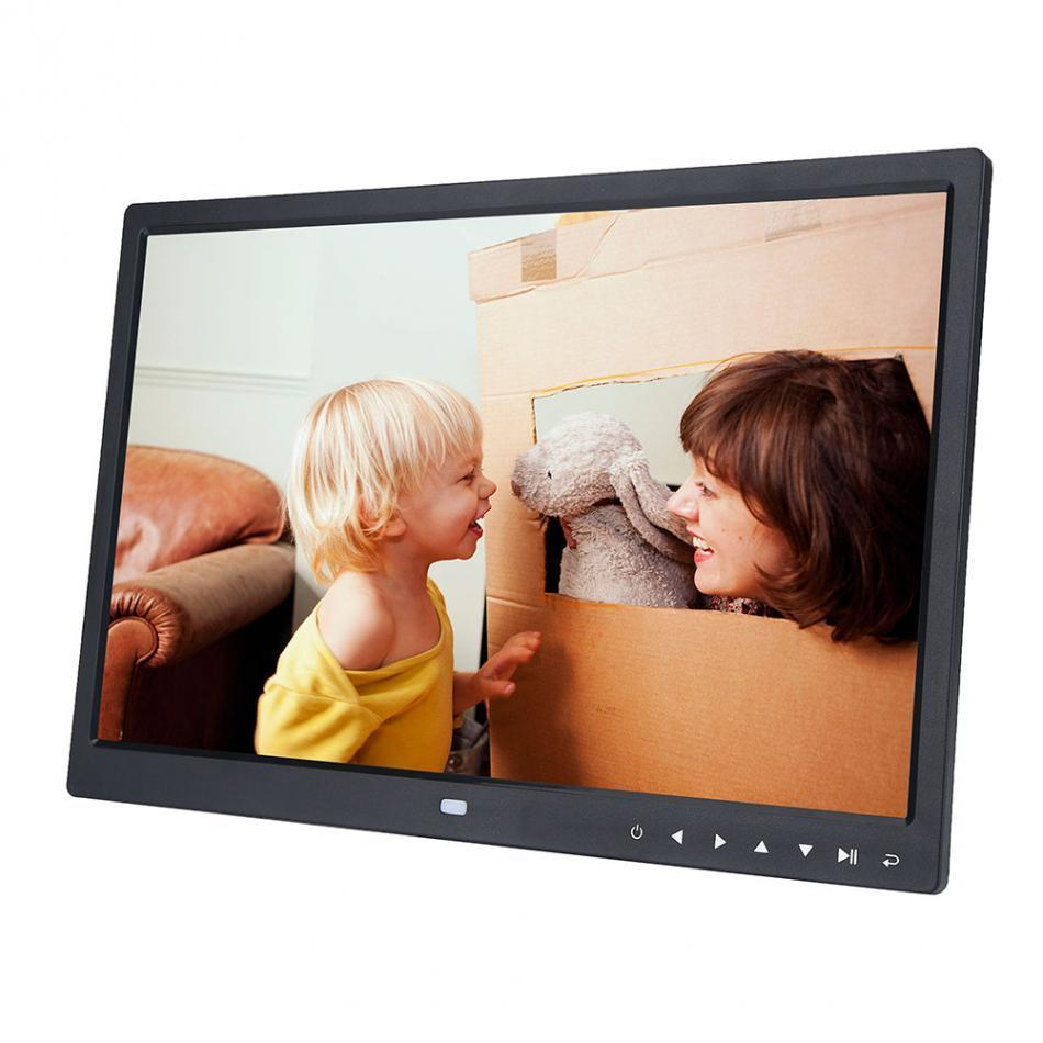 Touch Screen Led Digital Photo Frame