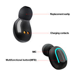 Mini Waterproof Wireless Bluetooth