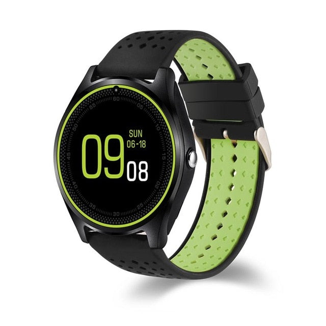Bluetooth Android Camera Smartwatch