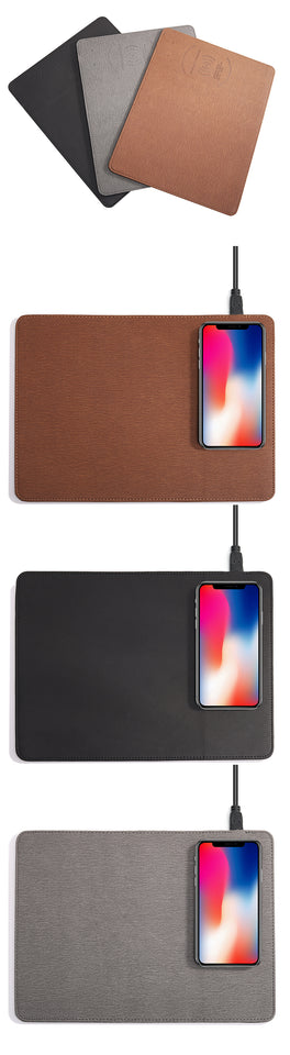Mouse Pad Mobile Wireless Charger