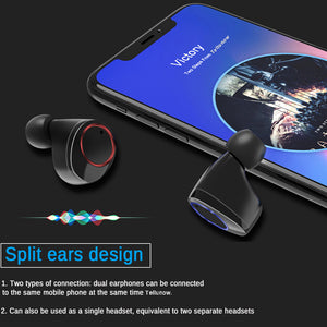 Touch Control Wireless Earphone Earbuds