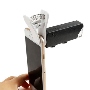 LED Microscope Magnifier Micro Mobile Phone Lens Camera
