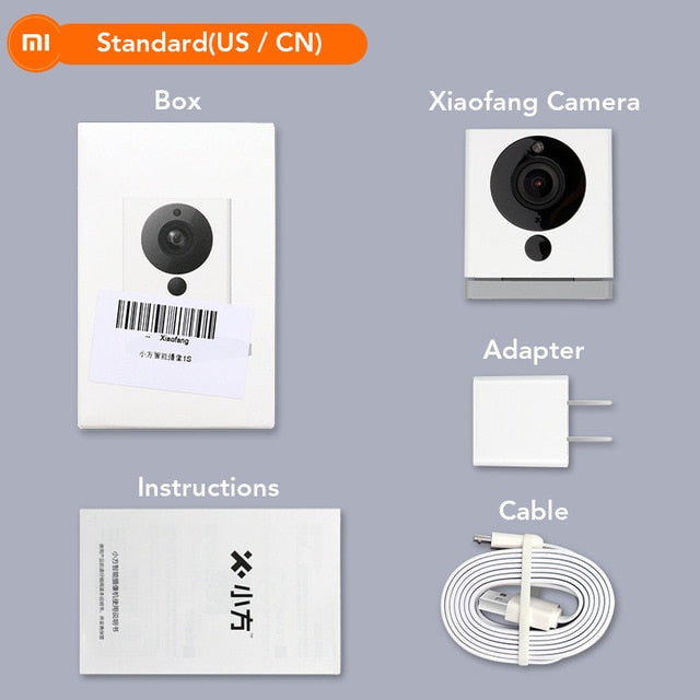 Original CCTV Digital Zoom Smart Camera