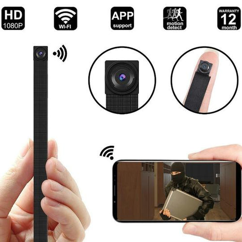 Mini 1080P HD Wireless Remote Camera