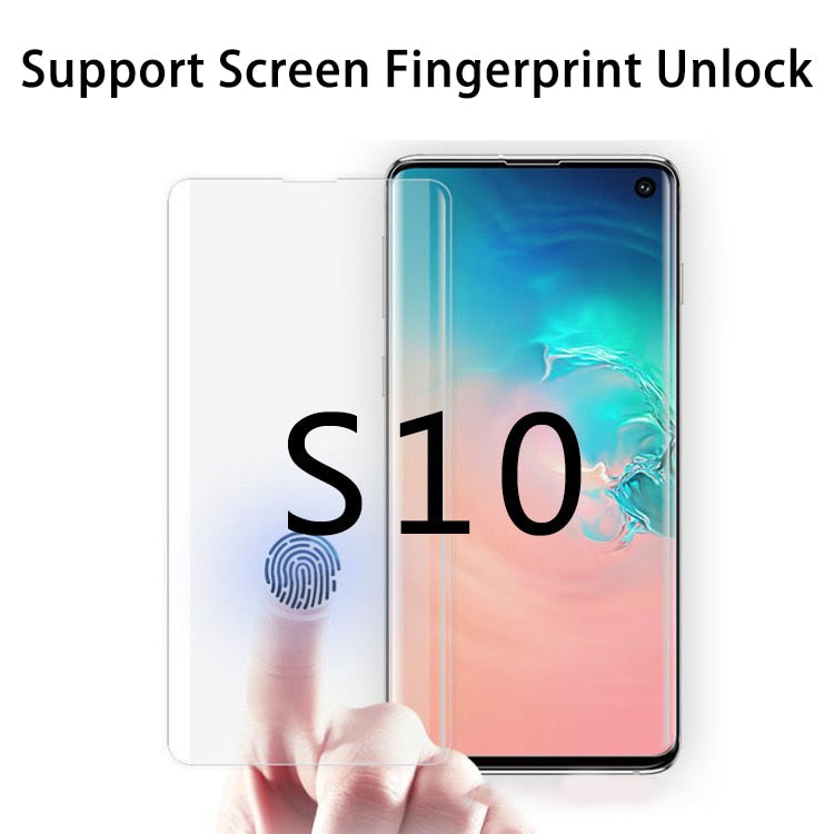 Screen Glass Protector For Samsung