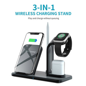 Superfast Wireless Charging Stations