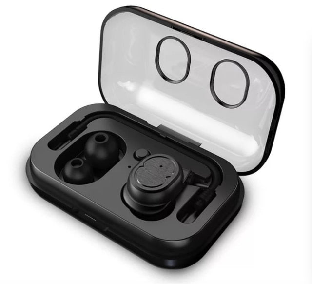 Touch Control Wireless Bluetooth Earphones