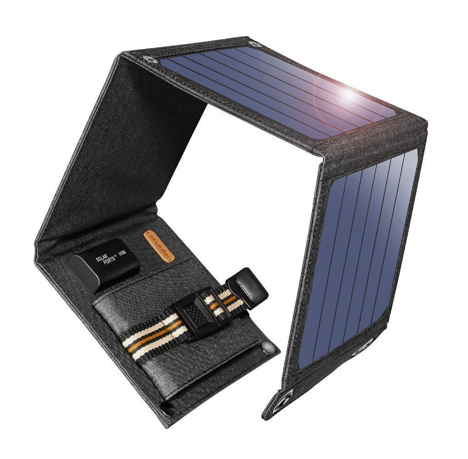 Solar Charger Power Backup Anywhere