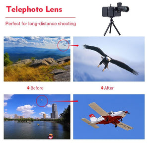 Hd Mobile Zoom Telephoto Camera