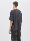 stripe super slouch t.shirt