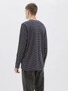 original long sleeve tail t.shirt