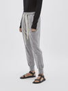 regular jersey slub trackpant