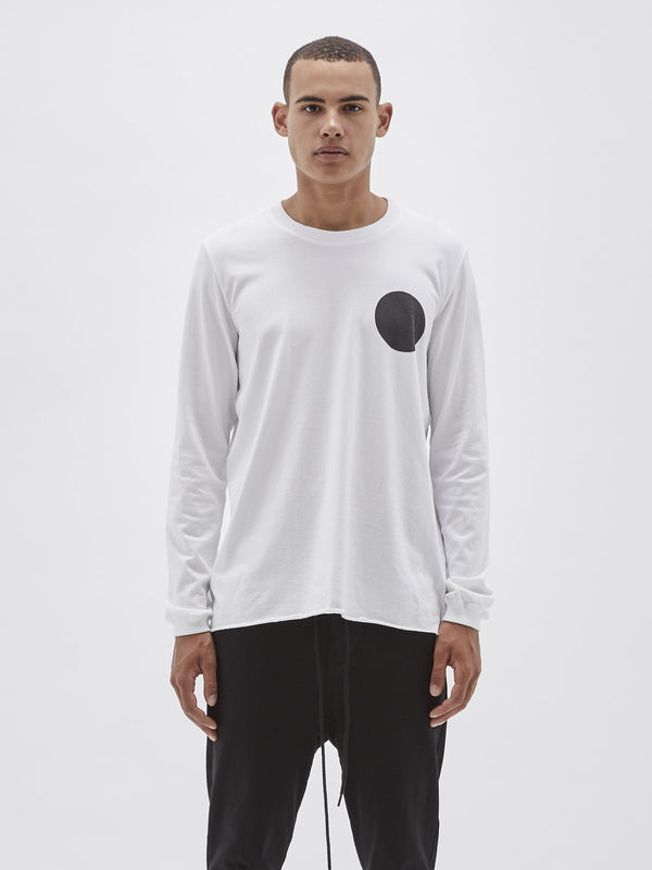 240 dot long sleeve t.shirt