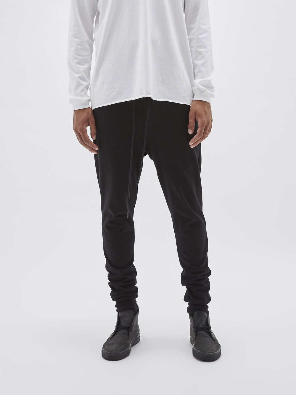 slim tapered track pant II
