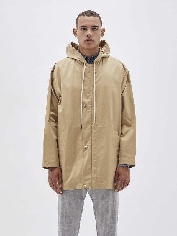 weather-proof jacket