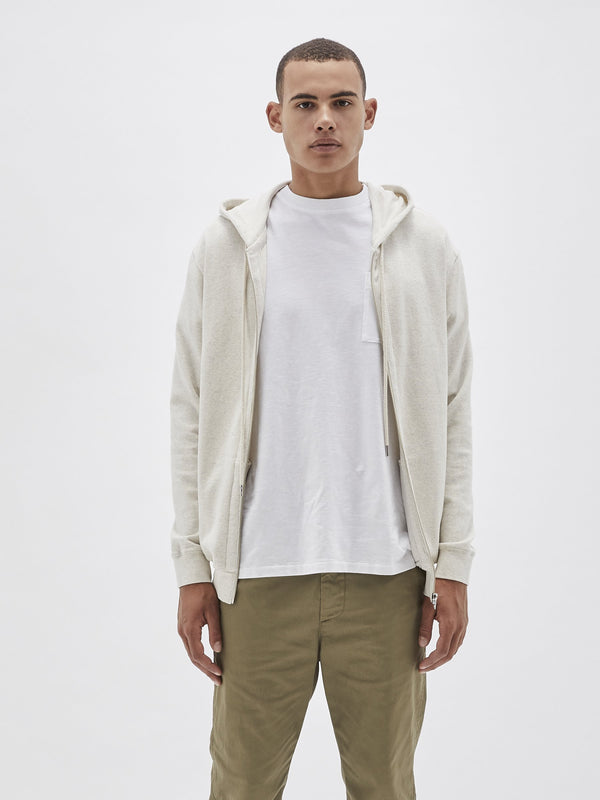 280 zip through sweat