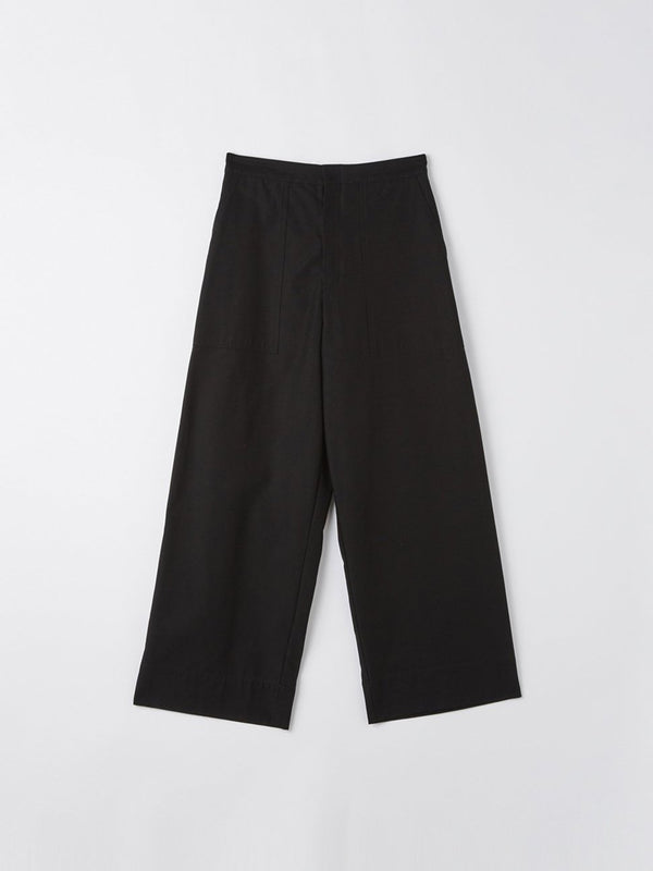 wide leg workwear chino