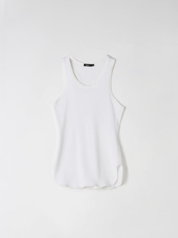 athletic rib tank