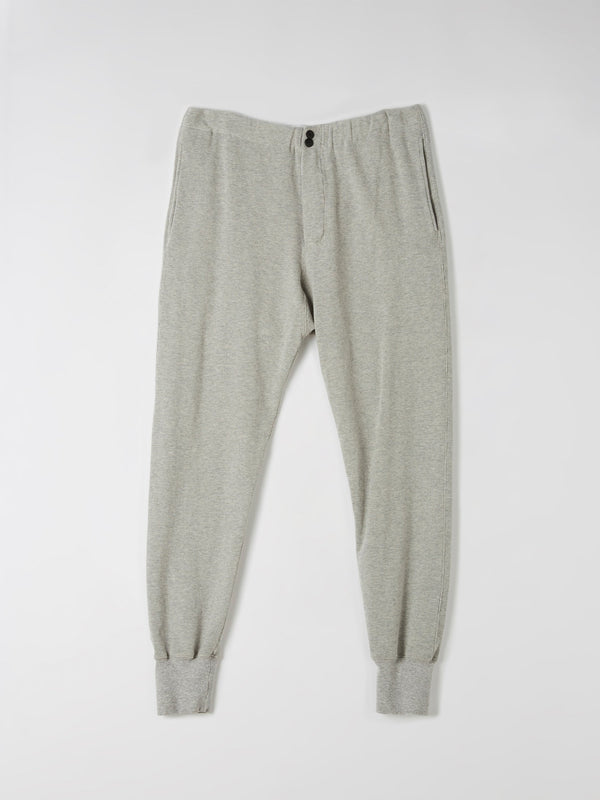 waffle slim tapered trackpant