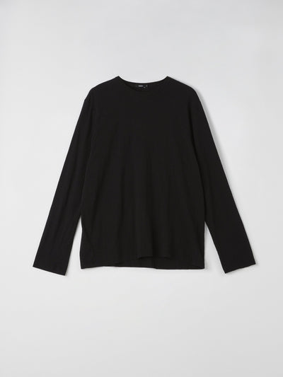 120 slub standard long sleeve t.shirt