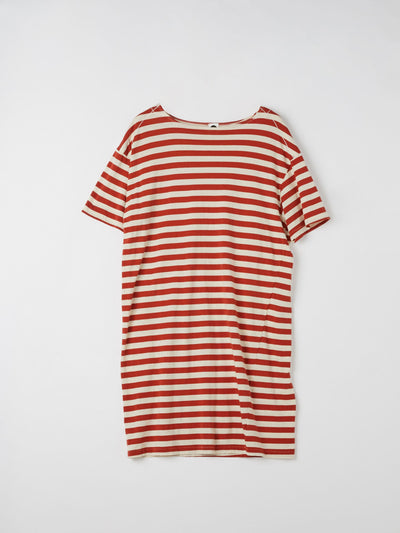 boxy sailor short sleeve t.shirt dress