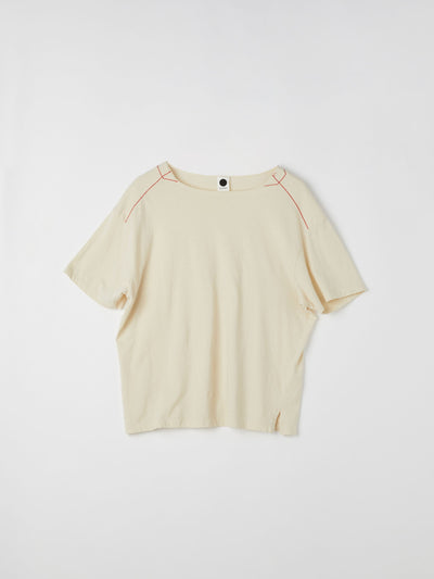 boxy sailor short sleeve t.shirt