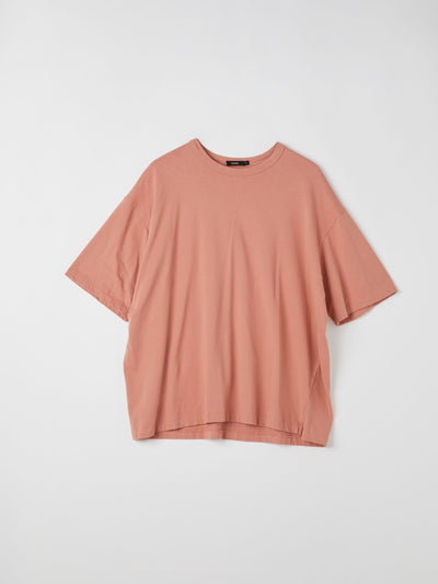 oversized wide heritage short sleeve t.shirt