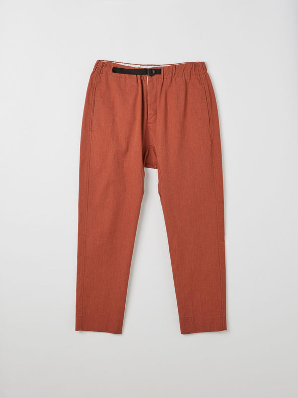 pique relaxed pant