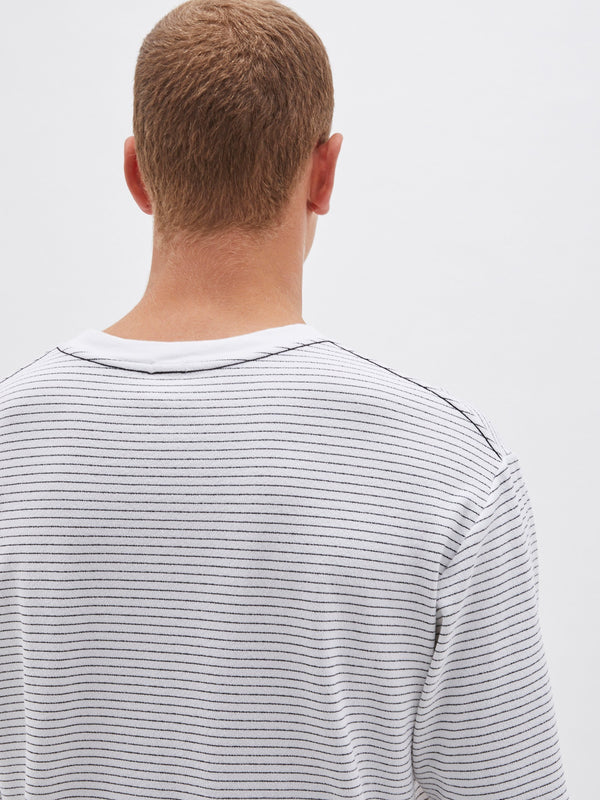 stripe t.shirt