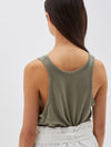 slouch athletic tank