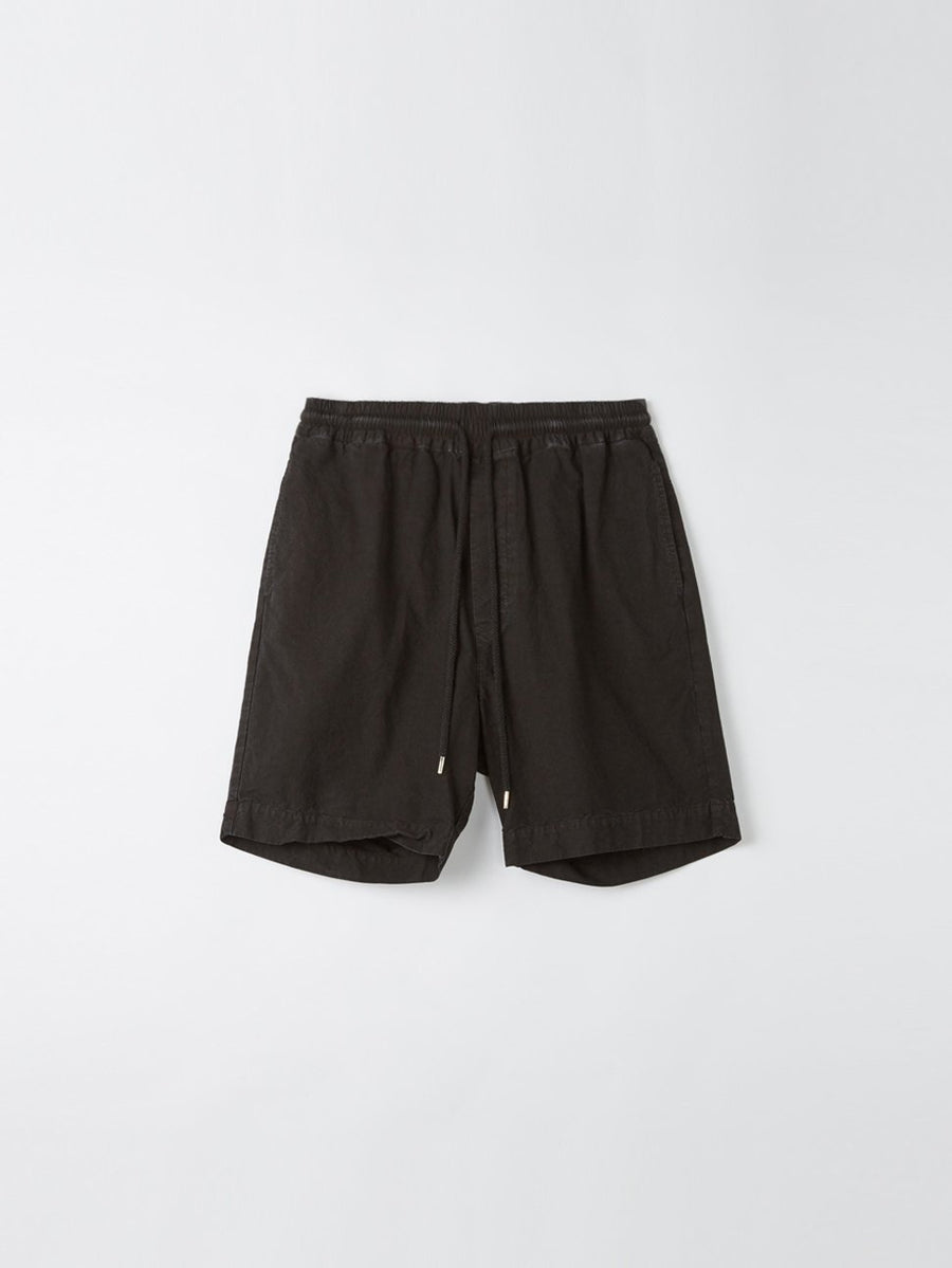 washed drill short LL