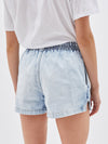 denim gardening short