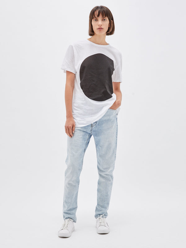 womens dot t.shirt ll