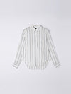 stripe casual shirt LL
