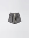 slub jersey beach short
