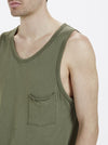 raw pocket tank