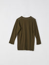 mini classic crew long sleeve t.shirt