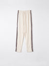 stripe relaxed pull on pant