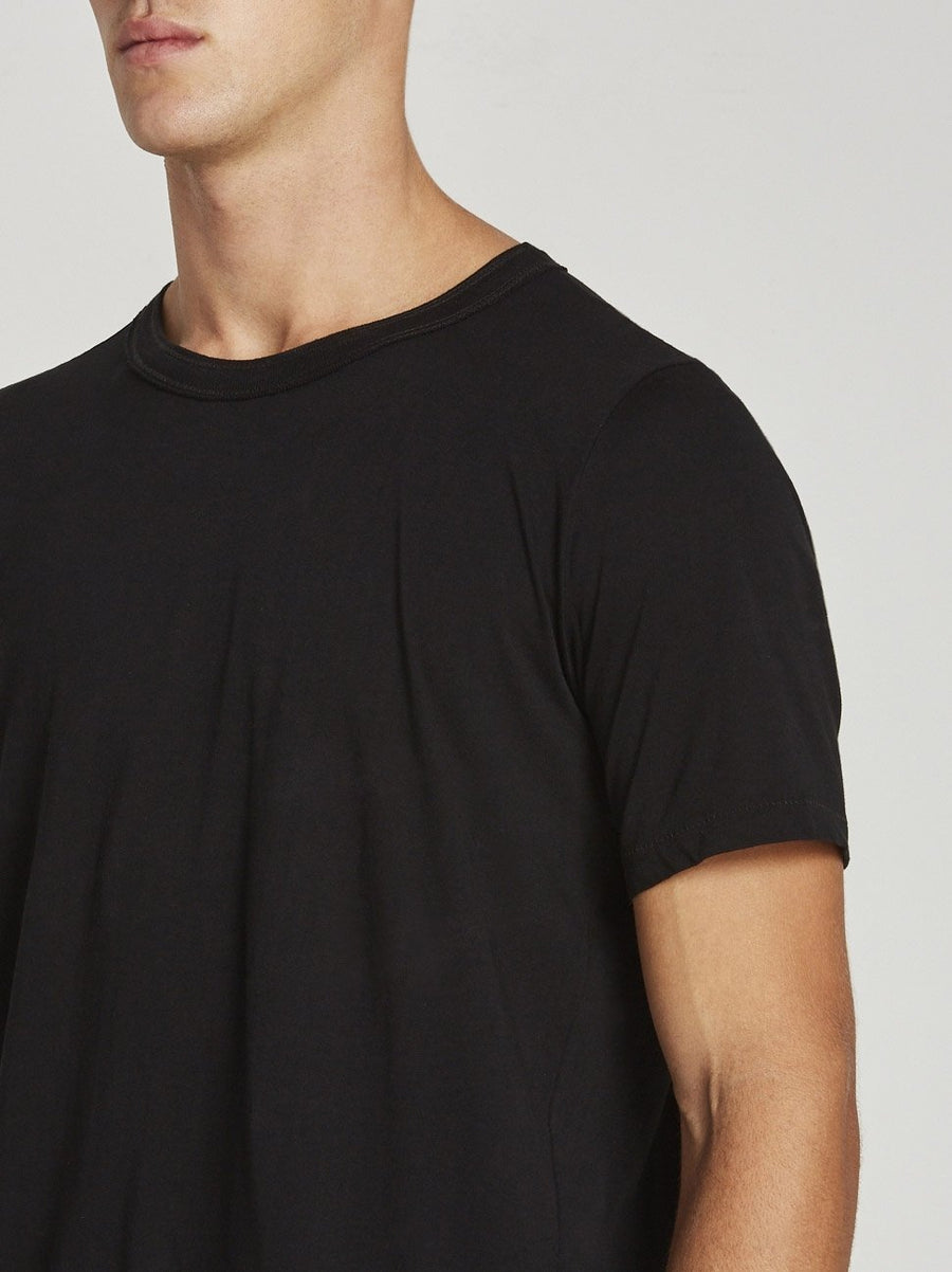 2 piece wide neck t.shirt