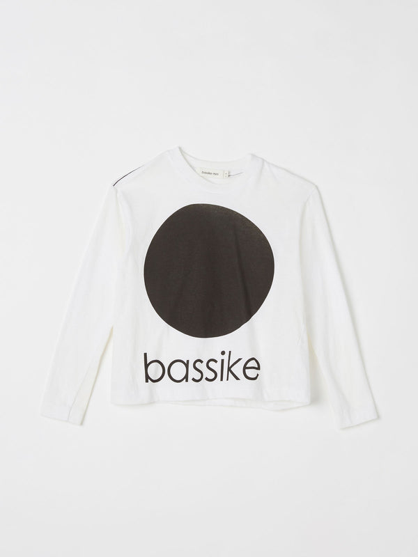 mini bassike long sleeve dot t.shirt