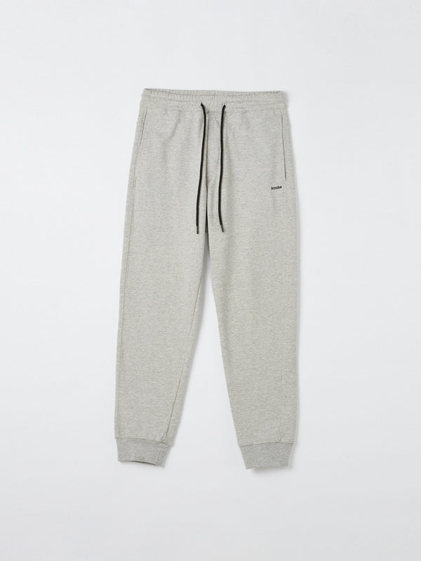 branded washed track pant