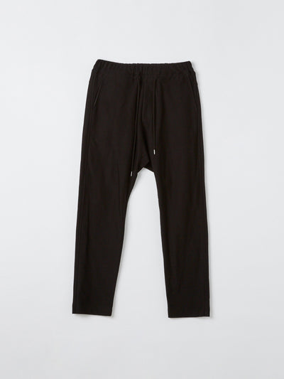 twill tailored pant