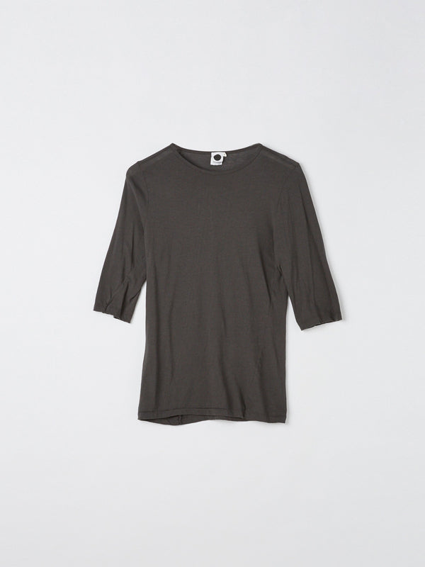 heritage fitted 3/4 sleeve t.shirt